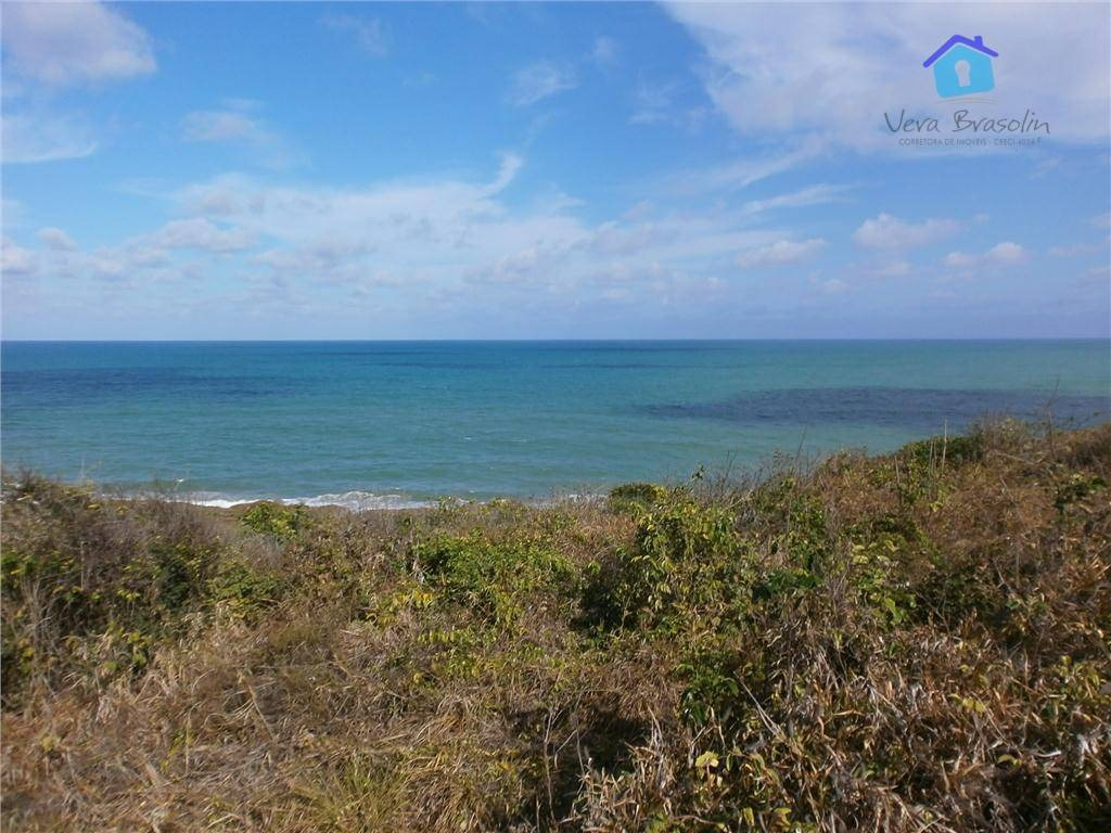 beira mar, esquina, 945 m² - praia bela, pitimbú. - te0161
