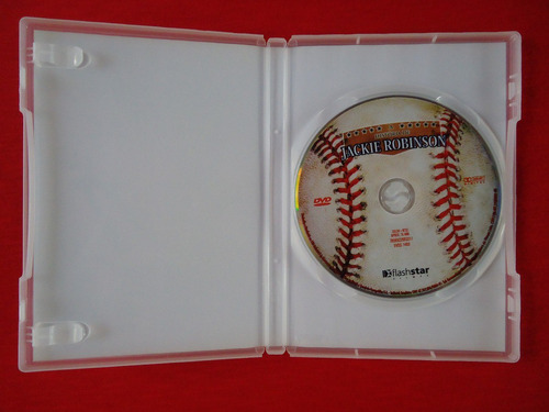 beisebol -   história de jackie robinson     - dvd