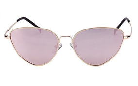 ac0949def9 Beison Womens Cat Eye Mod Metal Gafas Gafas De Sol De Moda