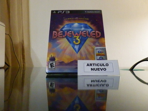 bejeweled 3 - fisico - playstation 3