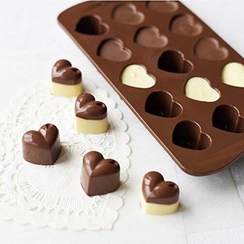 Resultado de imagen para moldes para chocolate