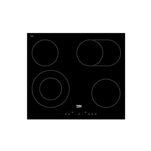 beko - anafe de vitrocerámica hic 64403t bigsale