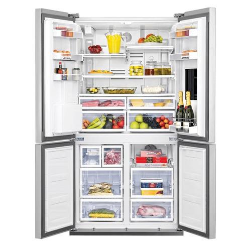 beko - heladera refrigerador 4 puertas gne 134631x bigsale