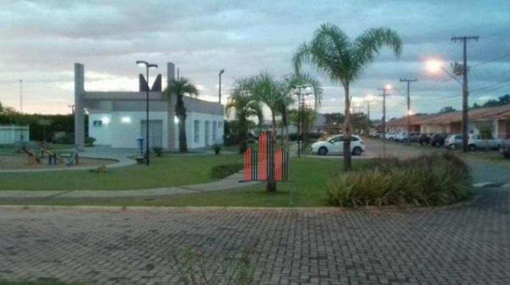 bela casa 2 suìtes semi mobiliada, condomínio terra nova, bairro bela vista em palhoça. - ca2131