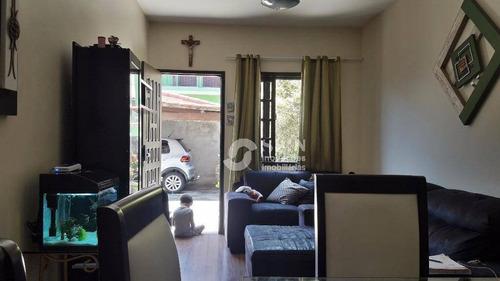 bela casa duplex num condomínio fechado - ca0376