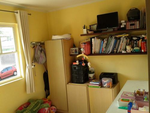 bela casa em condomínio com 2 dorms - pq ipê - bete 63002
