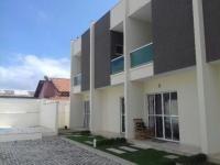 bela casa em condomínio, no bairro loty, em itanhaém