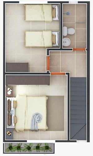 bela casa em condomínio no cibratel 2, em itanhaém, 4002