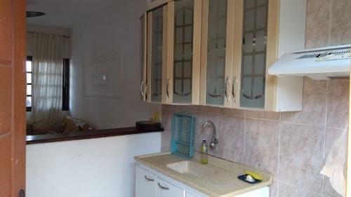 bela casa em condomínio no jardim califórnia, ref. 3284 m h