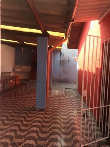 bela casa em itanhaém, com 5 dormitórios - ref 2842-p