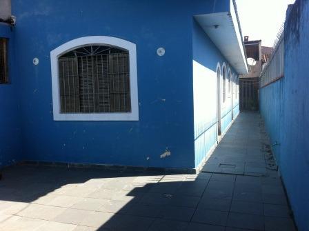 bela casa em itanhaém, litoral - ref 1304