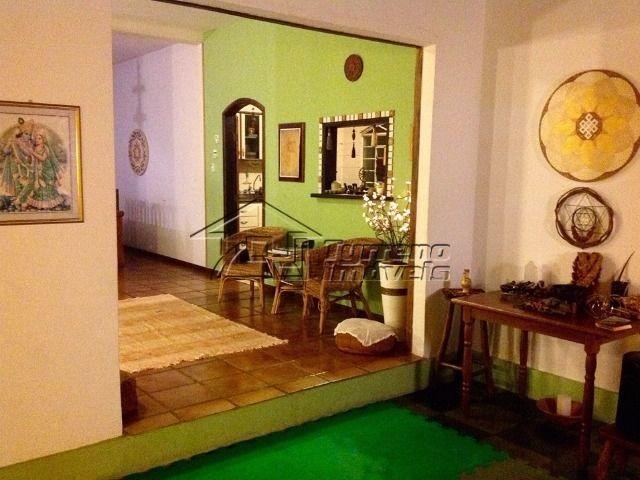 bela casa estilo fazenda - zona sul - sjc