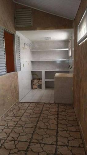 bela casa na vila caiçara, em praia grande - ref 4201