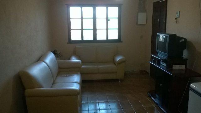 bela casa no balneário gaivota, em itanhaém