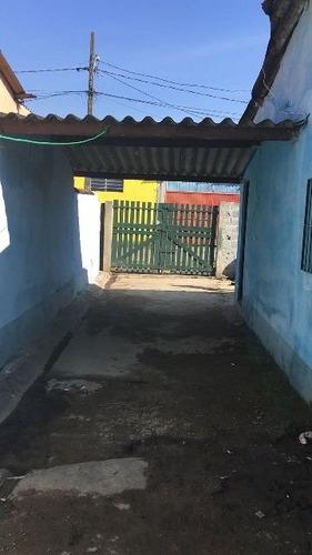 bela casa no balneário gaivota, em itanhaém -  ref 4352