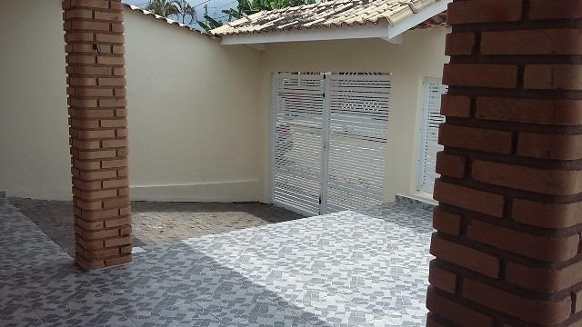 bela casa no jardim jamaica, em itanhaém, litoral sul de sp