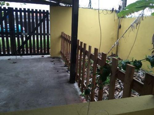 bela casa no jardim palmeiras, 2 dormitórios! itanhaém-sp