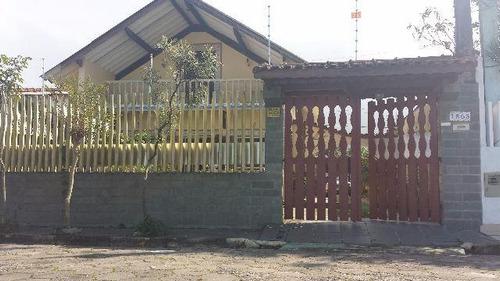 bela casa no jardim suarão, em itanhaém