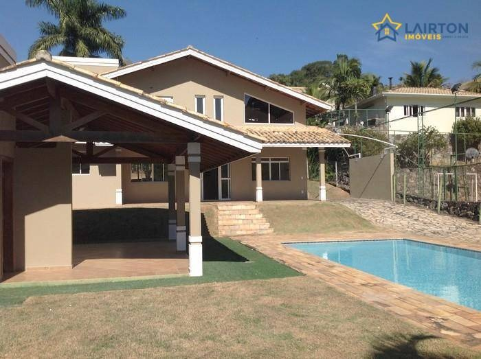 bela casa à venda com 300 m² por r$ 750 mil em condomínio fechado- bom jesus dos perdões sp - ca1895