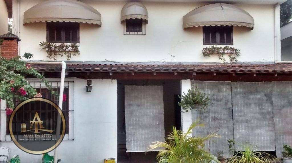 bela casa à venda em barueri - excelente localização - confira! - ca0495
