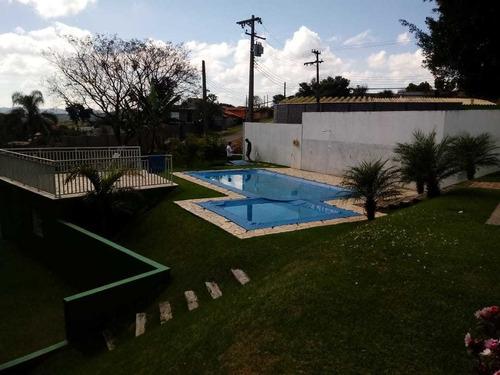 bela chácara 1.033 m² com piscina - cód.362