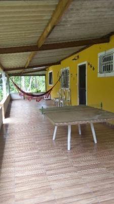 bela chácara com 3 quartos no litoral, itanhaém-sp! confira!