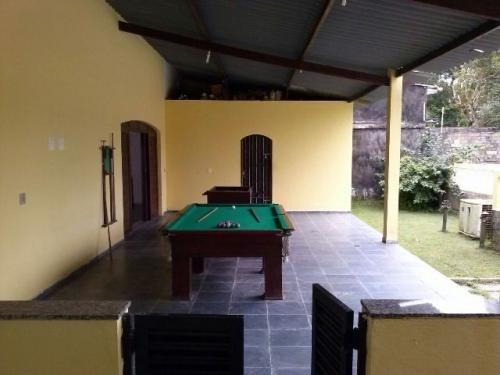 bela chácara com piscina e escritura, itanhaém - ref 1563-p