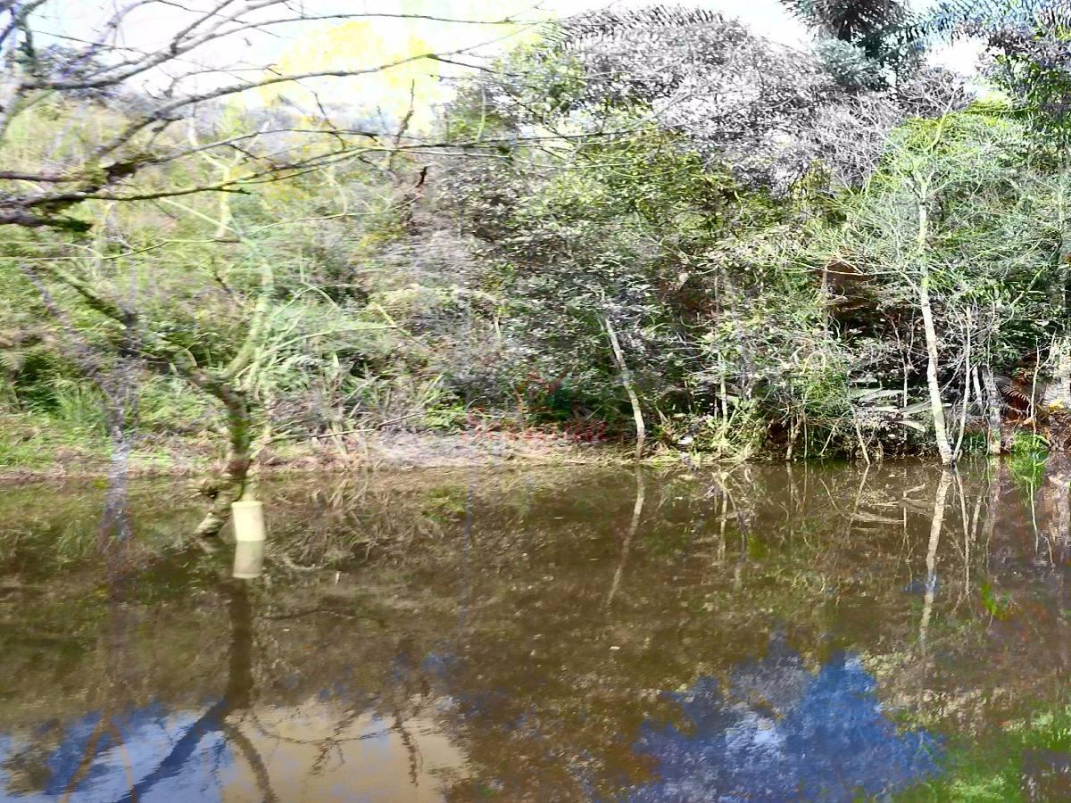 bela chácara em juquitiba com lago