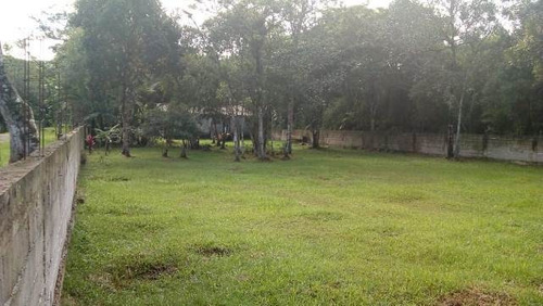 bela chácara murada no jardim suarão, em itanhaém - ref 4327