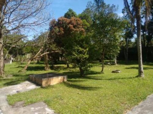 bela chácara no jardim coronel, em itanhaém