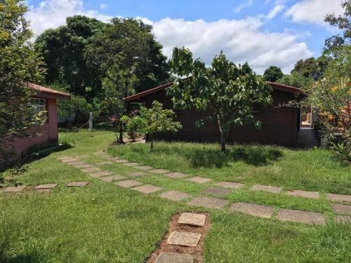 bela chácara no jardim umuarama - itanhaém, ref. 5134 m h