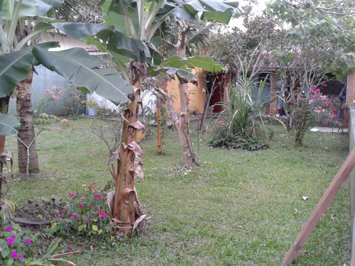 bela chácara no lado praia em itanhaém no jd.jamaica, ca-241
