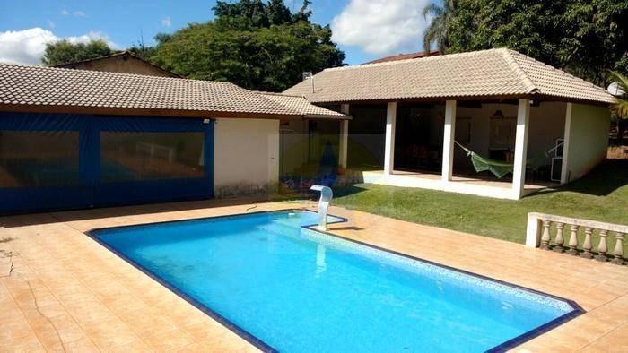 bela chácara à venda em bragança paulista sp - cidade vizinha de atibaia - ch1057