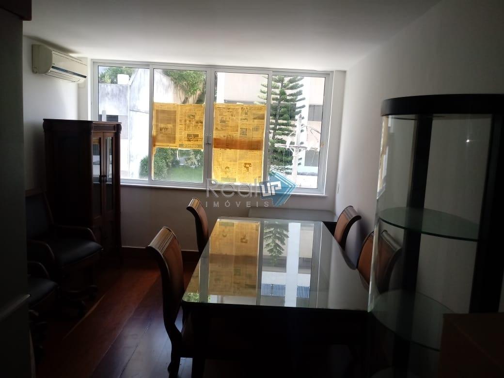 bela cobertura duplex com vista total lagoa de 3 quartos com 2 vagas!!! - 13861