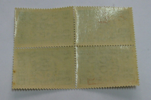 bela quadra rhm 362 - cent. botucatu - 1955 - nova