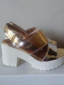 0ea50045686a Sandalias Salto Dafiti - Sapatos com o Melhores Preços no Mercado ...