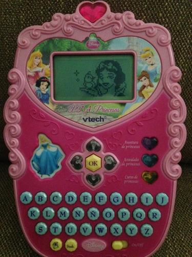 bela tablet de las princesas traída de miami