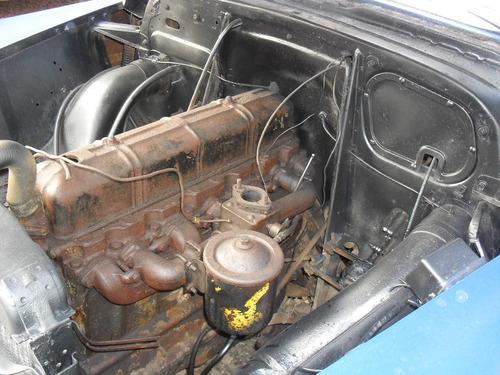 belair 1949 chevrolet de luxe motor 6cc documento em dia