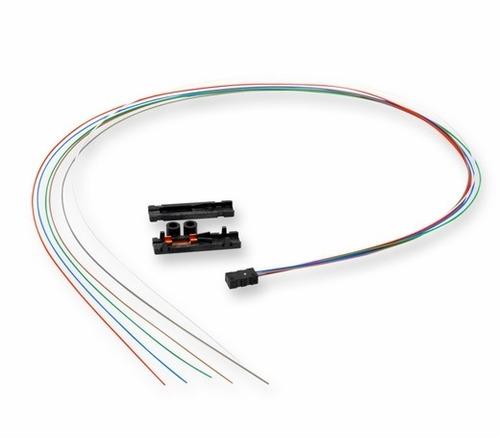 belden ax101100 6 fiber breakout / fan-out kit / fibra optic