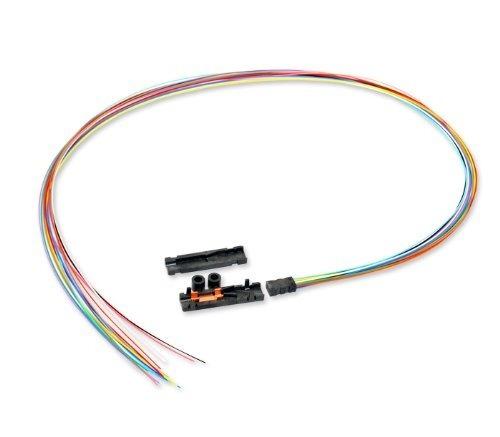 belden ax101101 12 fiber breakout / fan-out kit/fibra optica