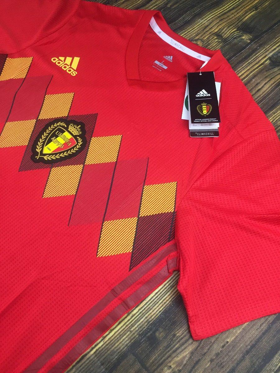 Carregando zoom... camisa seleção bélgica 2018 s n° jogador adidas masculina 4ad3eb227fe39