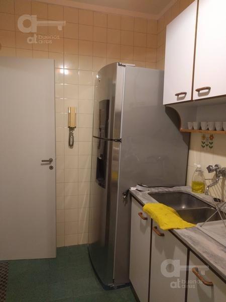 belgrano. departamento 2 ambientes con lavadero. alquiler temporario sin garantías.