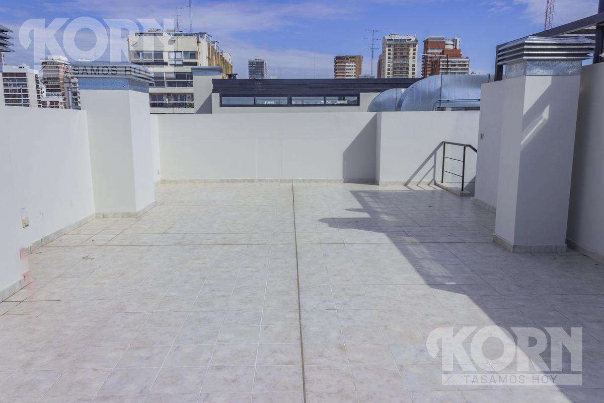 belgrano - duplex en venta de 4 ambientes c/dependencia y azotea a estrenar