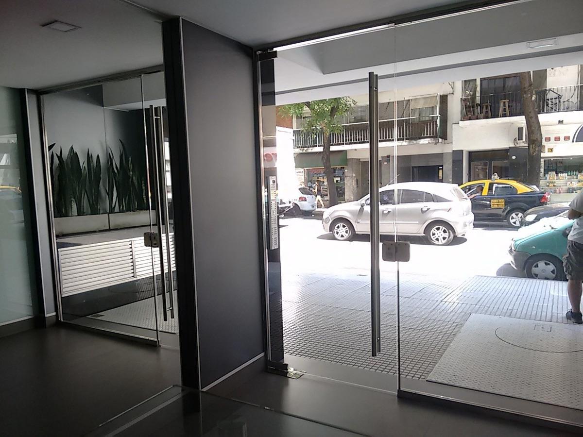 belgrano venta 3 ambient estrenar brukman luminoso piso alto