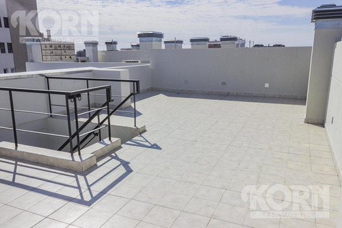belgrano - venta duplex 3 ambientes c/azotea y cochera a estrenar