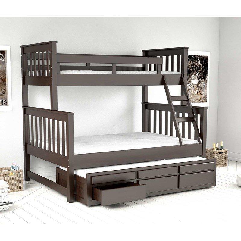5462342185 beliche casal c  cama auxiliar 104 tabaco móveis saraiva. Carregando zoom.