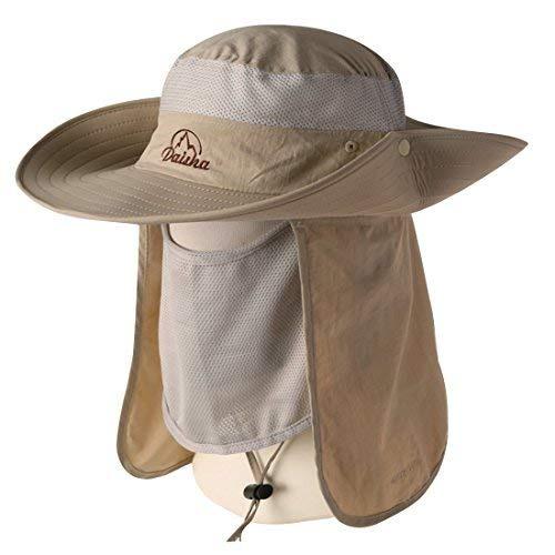 f4fbfaa72deaa Beliesafe Sombrero De Ala Ancha Para Pescar Sombrero Para ...