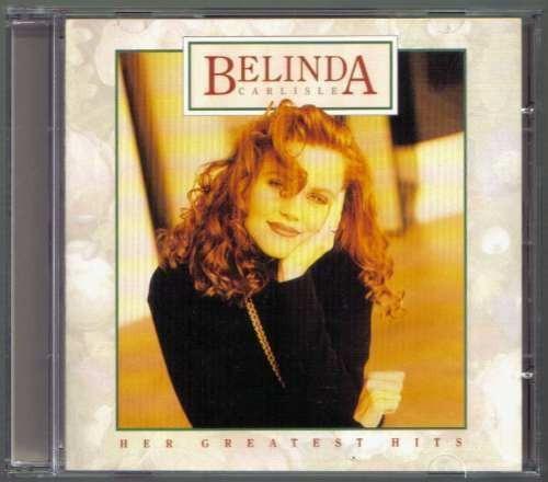 belinda carlisle her greatest hits cd importado 1992  idd