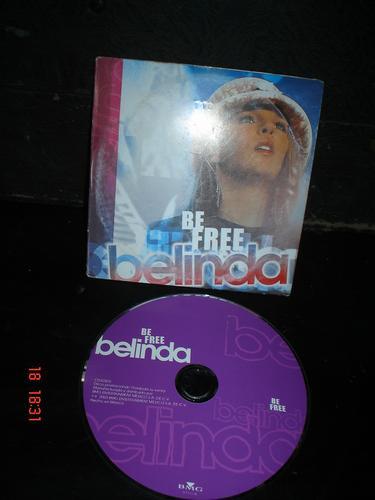 belinda -  cd single - be free