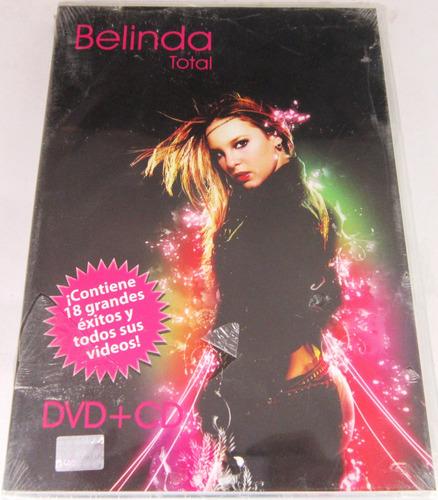 belinda - total nuevo dvd & cd